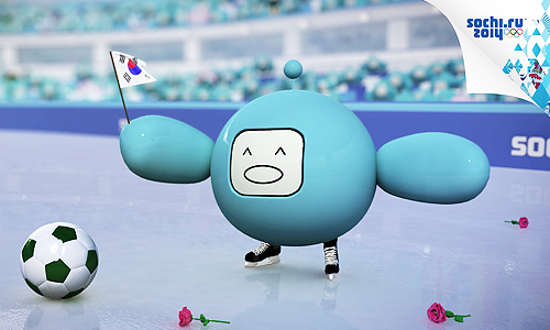 MBC Sochi 2014 Spot Collection